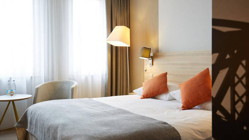 Kamer Hotel Scandic Wroclaw
