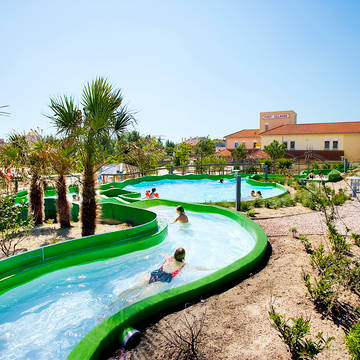 Wildwaterbaan Vakantiepark Center Parcs Port Zélande