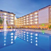 Zonvakantie Hotel Florida Park in Santa Susanna (Costa Barcelona, Spanje)