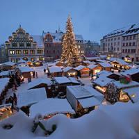 8 daagse busreis Kerst in Thüringen