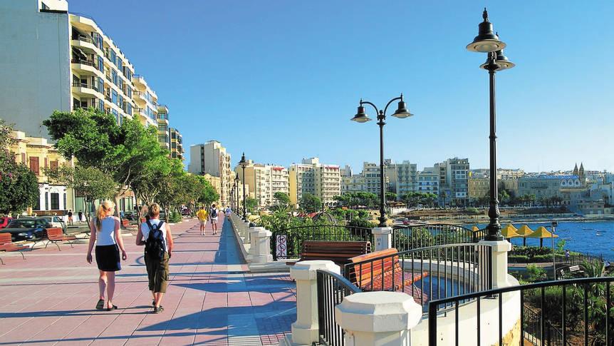 Boulevard Sliema ST Azur Hotel