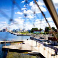 Aalborg Havenfront - Fotograaf: Michael Damsgaard