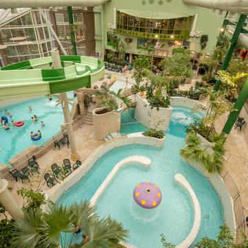 Zwembad Vakantiepark Center Parcs Les Ardennes