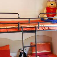 Kinderslaapkamer voorbeeld