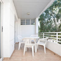 Voorbeeld balkon