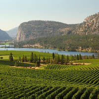 Okanagan Valley in Penticton