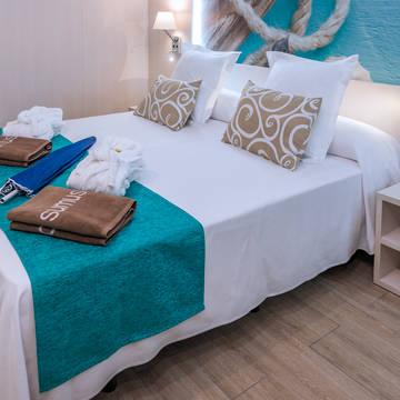 Voorbeeldkamer Standaard Sumus Hotel Stella & Spa