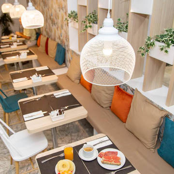 Ontbijtruimte Hotel Soho Bahia Malaga