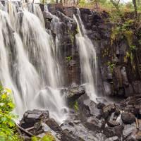 Isle of Mull, Tobermory - Aros Park watervallen
