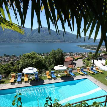Zwembad Hotel Dellavalle