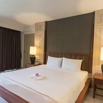 Voorbeeld Deluxe Kamer Phuket Orchid Resort & Spa