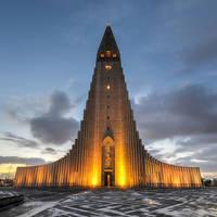 Reykjavik Hallgrimmskerk