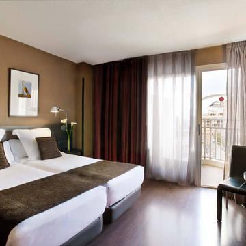 Kamer Hotel Medium Valencia