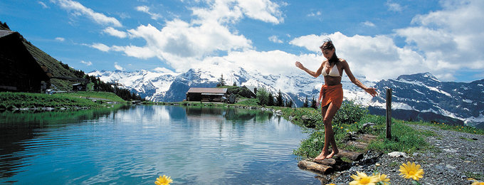 Autovakantie Centraal Zwitserland