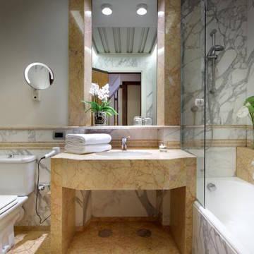 Voorbeeld badkamer Hotel Exe Majestic