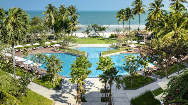 Zwembad The Regent Cha-Am Beach Resort