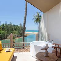 Voorbeeld Seaside Junior Suite kamer