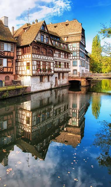 11-daagse riviercruise met mps Statendam Over de Rijn naar het Franse Straatsburg in de Elzas