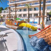 Zonvakantie Hotel Oasis Park Splash in Calella (Costa Barcelona, Spanje)