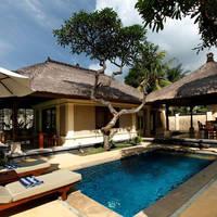 Voorbeeld Duplex Suite met zwembad