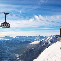 Skilift Chamonix