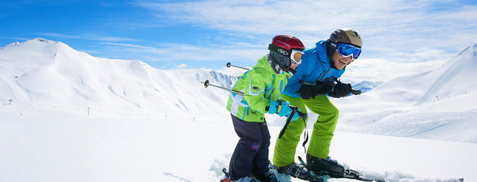 Wintersport Serfaus