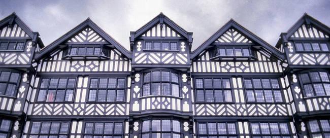 Chester Rows vakwerkhuizen