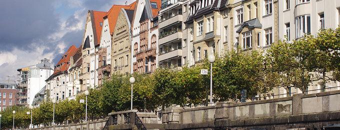 Treinreizen Düsseldorf