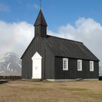 Kerkje Helgafell - Snaefellsness