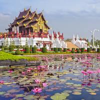 Chiang Mai Yoyal Pavilion