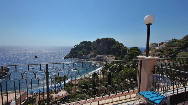 Uitzicht Hotel Baia Azzurra
