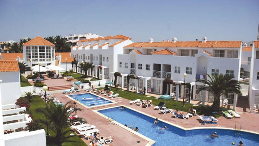 Appartementen Appartementen Oura Atlantico