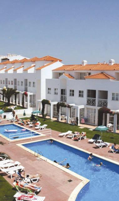 Appartementen Oura Atlantico