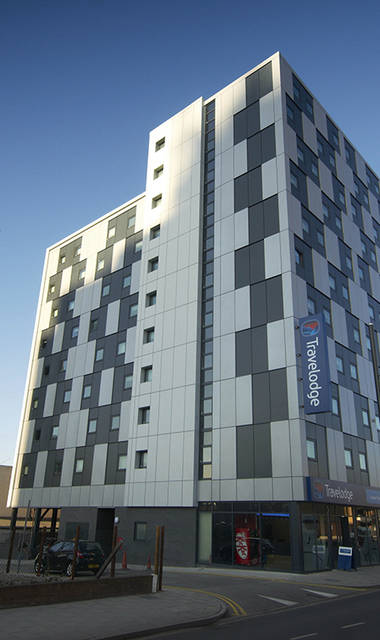 Hotel Travelodge Stratford