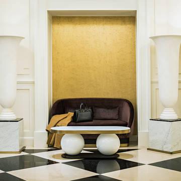 Lobby Hotel Sofitel Le Scribe Paris Opéra