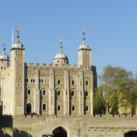 Tower of London, op ca. 25 minuten lopen van het hotel!