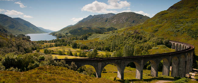 Fort William - Glennfinnan Viaduct