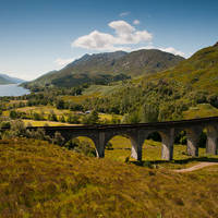 Glennfinnan Viaduct bij Fort William