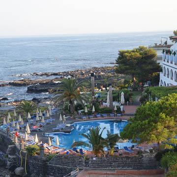 Zwembad Hotel Kalos