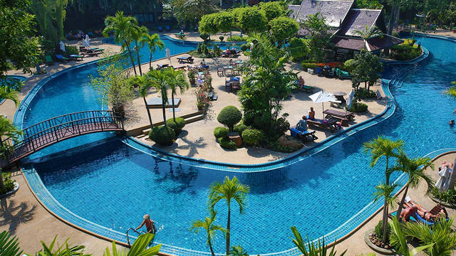 Green Park Resort 2016 The Green Park Resort