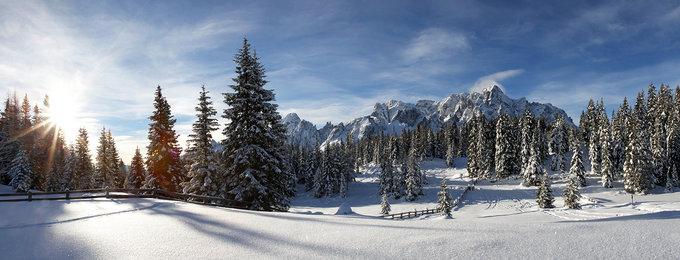 Wintersport Scharnitz