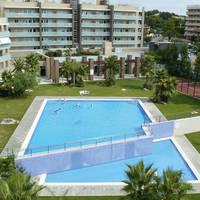 Zonvakantie Appartementen Aqquaria in Salou (Costa Dorada, Spanje)