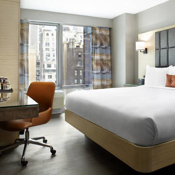 Kamer Hotel Cambria Suites Times Square