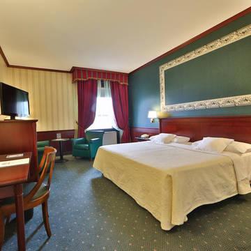 Kamer Hotel Best Western Antares Concorde