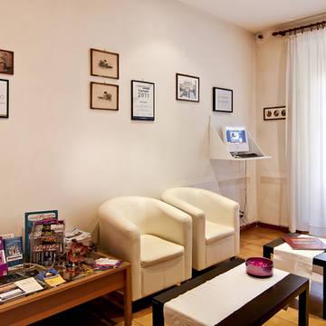 Lobby Hotel Taormina