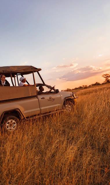 10/11-daagse privé rondreis - inclusief vliegreis Ultimate Safari Experience (Speciaal Sefapane Arr