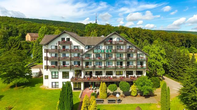 Buitenaanzicht Hotel Der Jägerhof