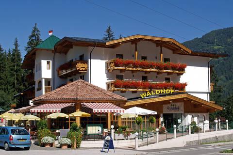 Last minute vakantie Tirol 🚗️Aktivhotel Waldhof