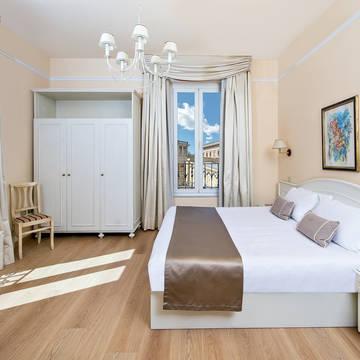 Voorbeeldkamer Superior Hotel Ercolini & Savi