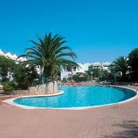 Voorbeeld appartementen met zwembad